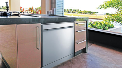Outdoor kitchens Canberra