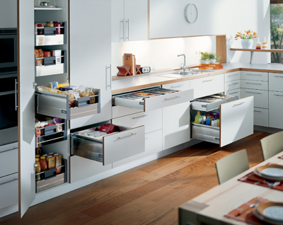Specialized Kitchen Storage