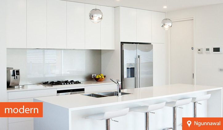 Swiss Kitchens Canberra by Oppikofer Joinery – Canberra's Leading Kitchen Manufacturer and Kitchen Designer - Recognised and Awarded by HIA and MBA: as achieving highest quality of workmanship