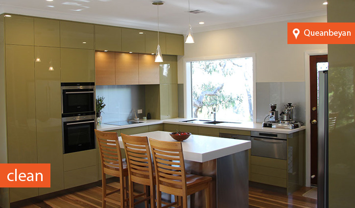 kitchen design canberra